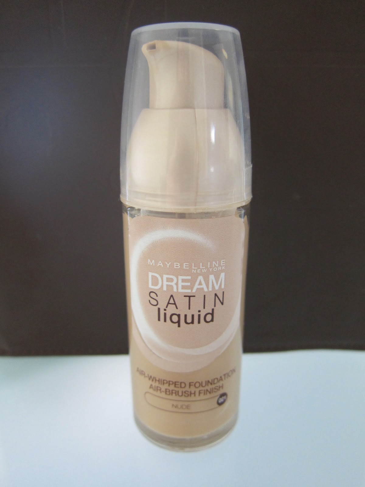Vanity Is An Addiction Review Maybelline Dream Satin Liquid