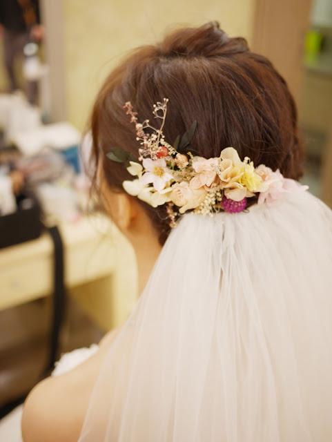 台北新秘 | 新秘推薦 | 新娘秘書 |敬酒造型  | 新娘造型2018 | 白紗造型 | 新娘髮型 |  乾燥花造型 | 乾燥花編髮 | 新娘編髮造型