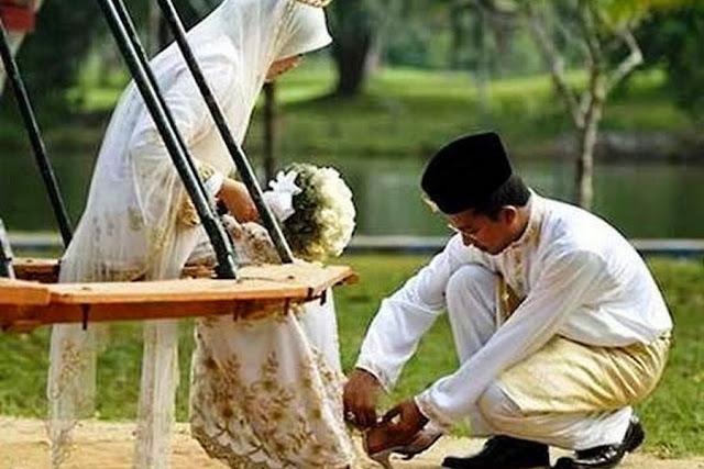 Pernikahan Yang Dipenuhi Kebahagiaan dan Kesejahteraan
