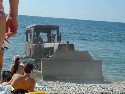 Schreckliche Urlaubsfotos vom Strand lustiges aus den Ferien