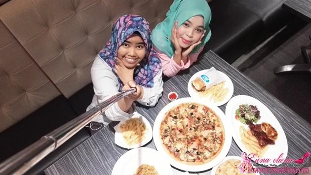 Vivo American Pizza & Panini berjaya times square
