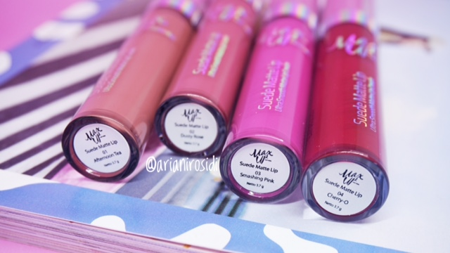 max up lip cream