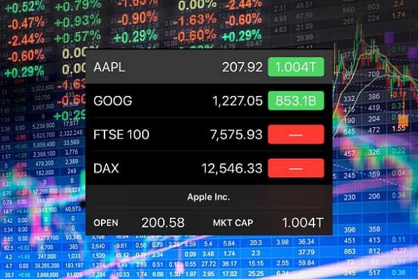 القيمة السوقية لشركة ابل تتجاوز 1 تريليون دولار