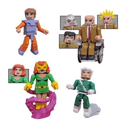 X-Men vs Brotherhood of Evil Mutants Marvel Minimates Box Set by Diamond Select Toys