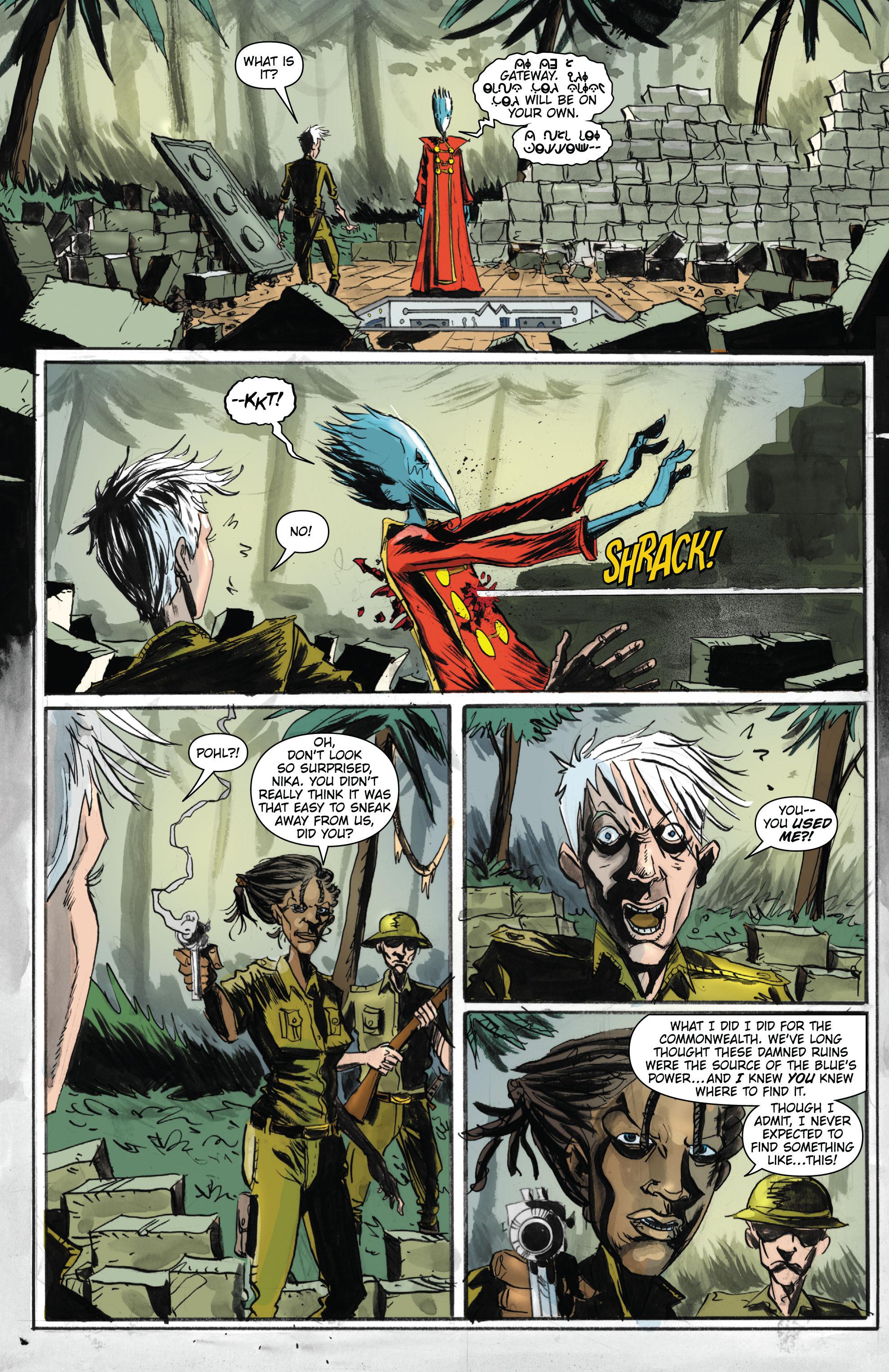 Read online Trillium comic -  Issue # TPB - 169