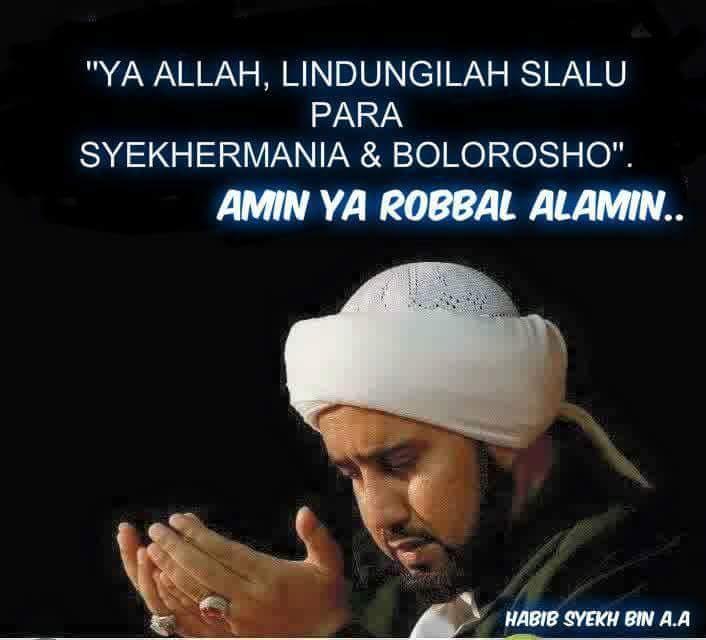 Lirik Padang Rembulan - Habib Syech