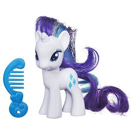 My Little Pony Single Wave 1 Rarity Brushable Pony