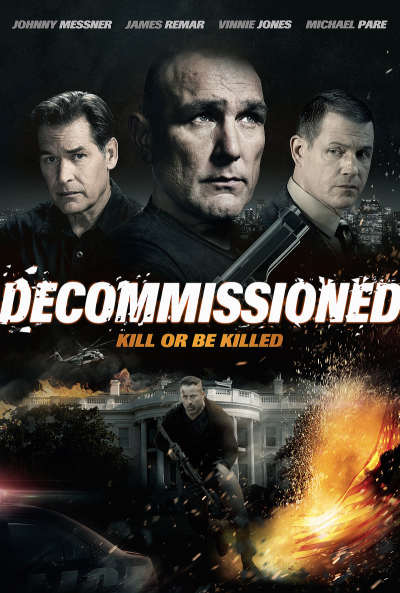 Decommissioned (2016) 720 WEB-DL Subtitle Indonesia