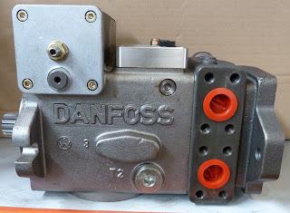 Danfoss HTP63 153L0505