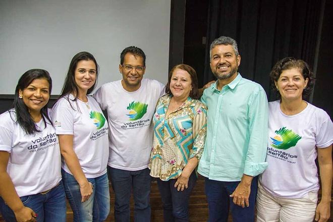 """Irecê receberá Grupo """"Voluntários do Sertão"""" em abril"""