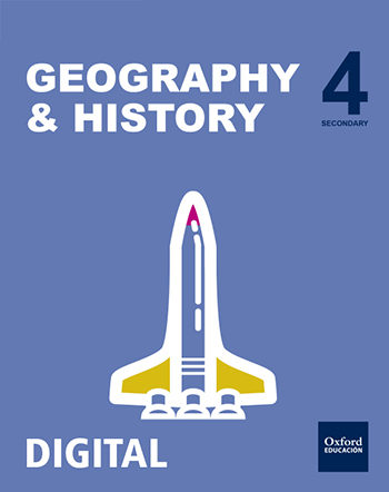 4º ESO GEOGRAPHY AND HISTORY