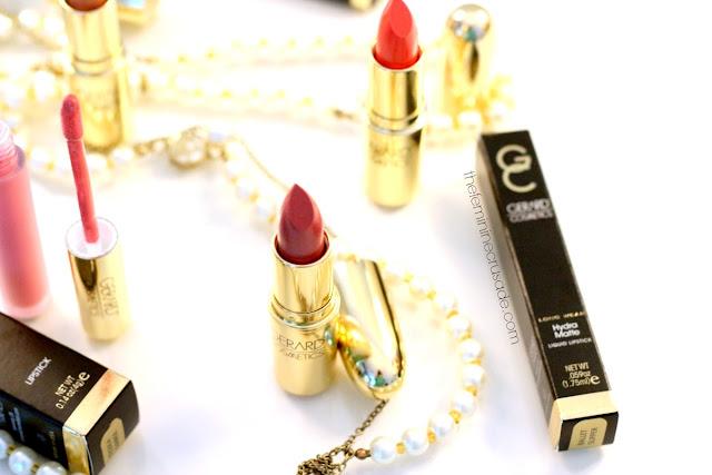 Gerard Cosmetics Lipstick in 'Vintage Rose'