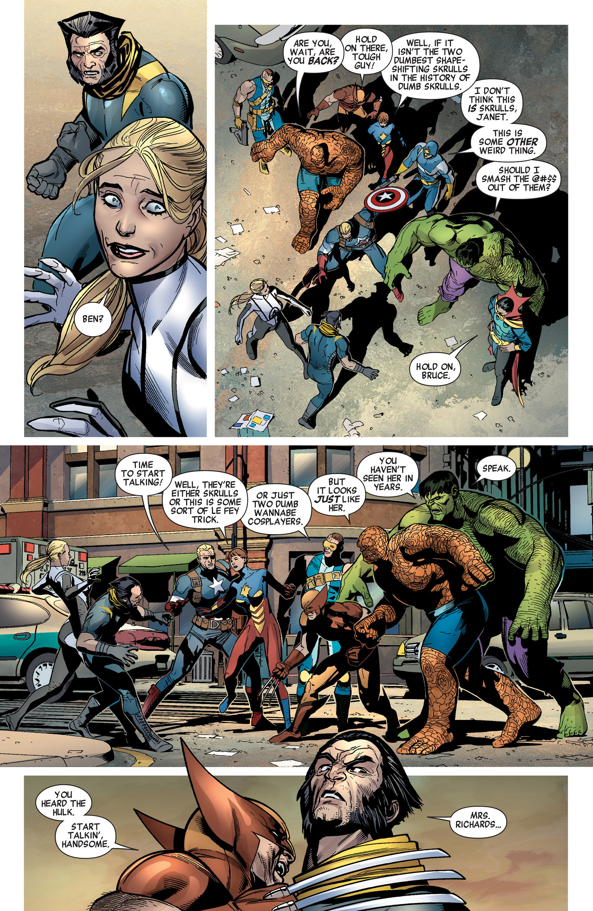 Read online Age of Ultron comic -  Issue #7 - 12