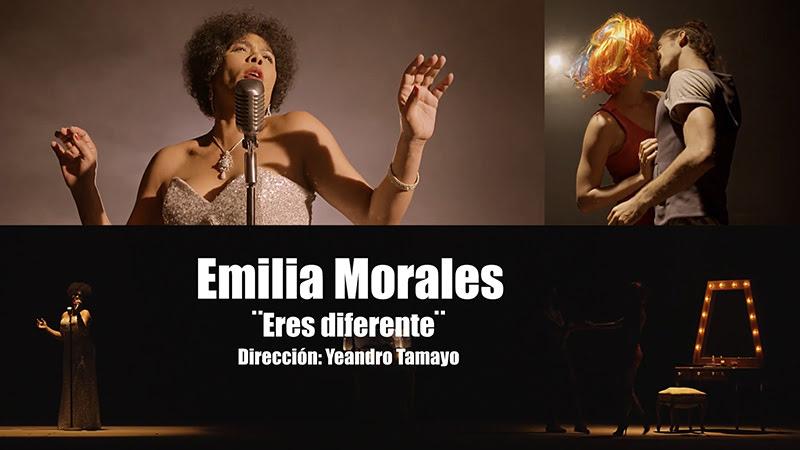 Emilia Morales - ¨Eres diferente¨ - Videoclip - Dirección: Yeandro Tamayo Luvín. Portal Del Vídeo Clip Cubano