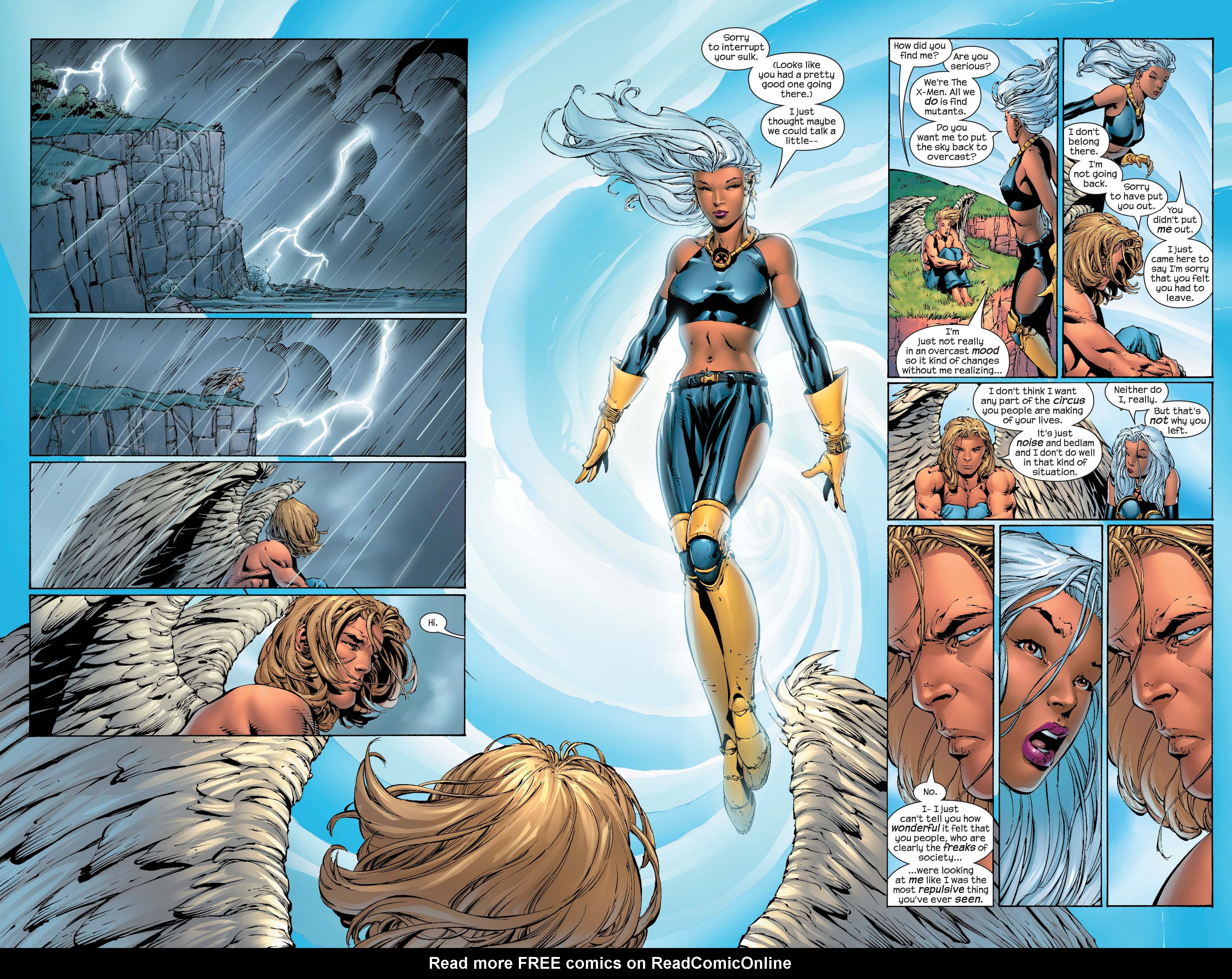 Read online Ultimate X-Men comic -  Issue #40 - 13