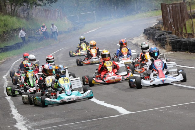 Espectacular fue la tercera fecha de FIA México  National Karting Championship RETO TELMEX