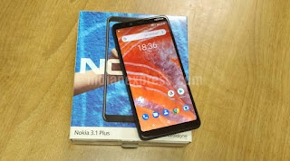 Cara Hard Reset Nokia 3.1 Plus