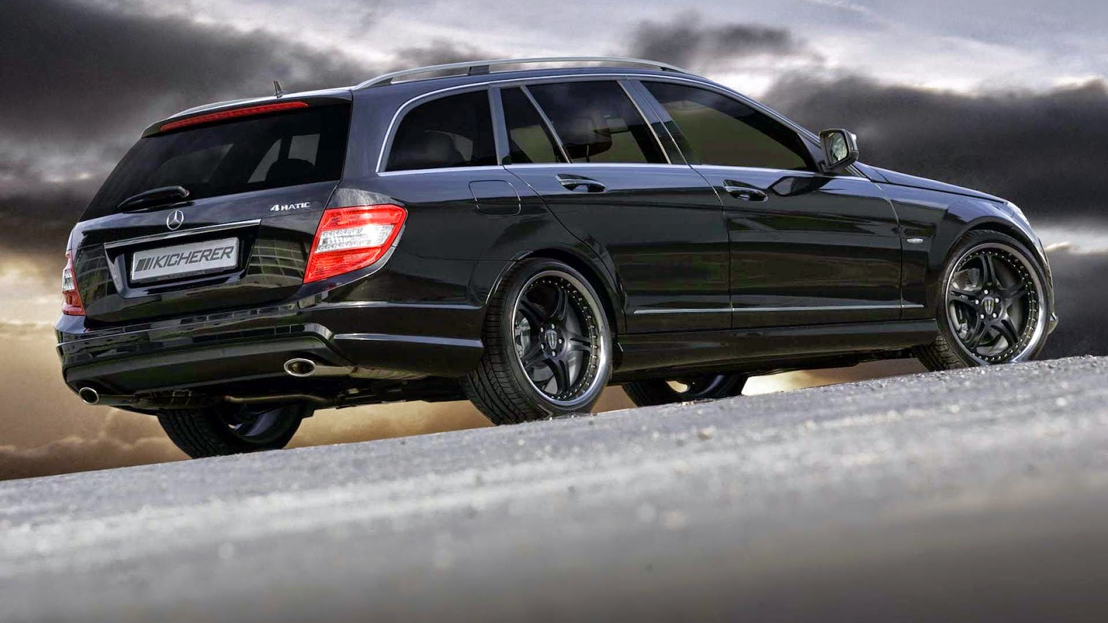Mercedes-Benz Wallpapers 1920x1080 | BENZTUNING