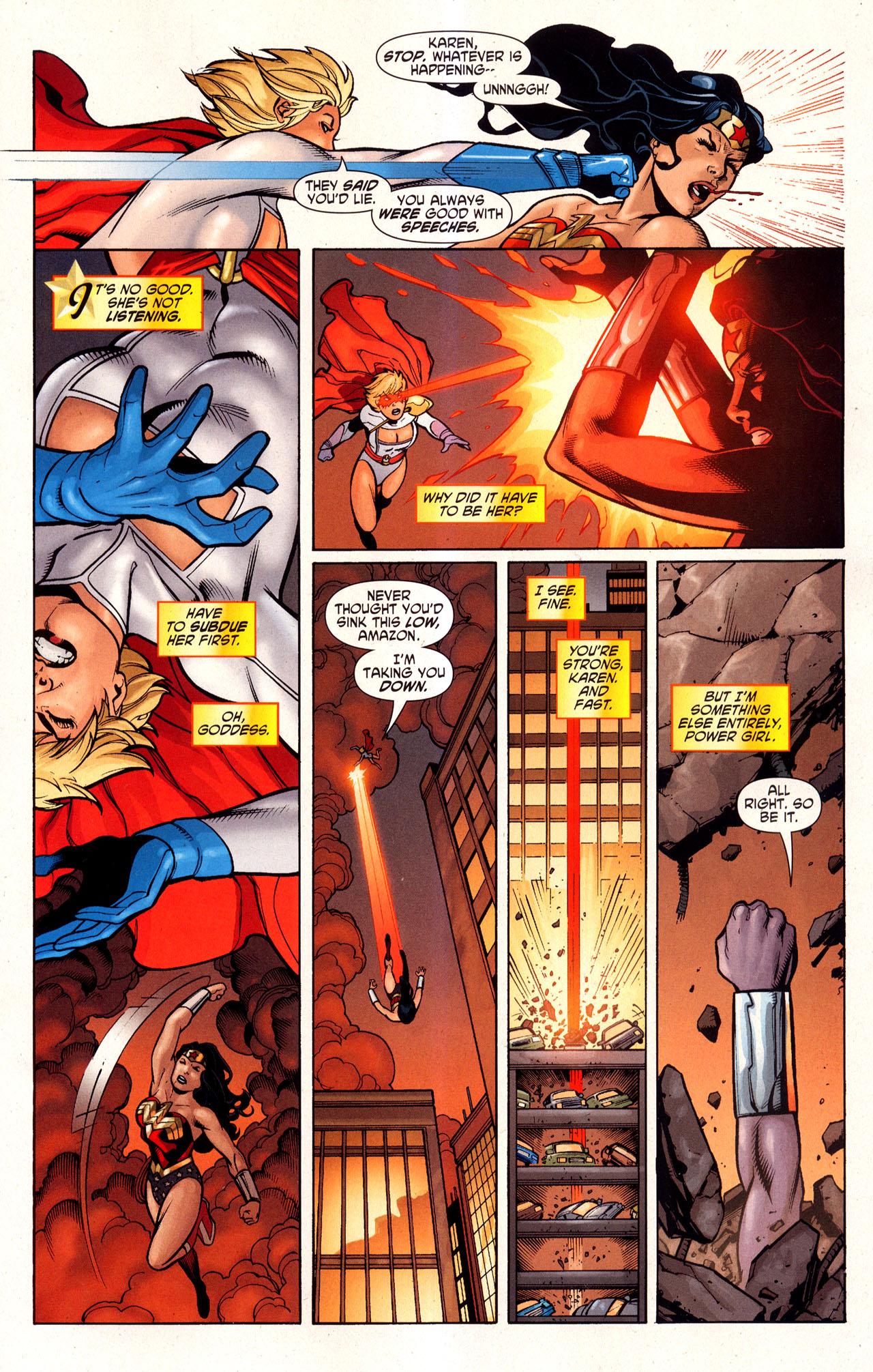Read online Wonder Woman (2006) comic -  Issue #40 - 22