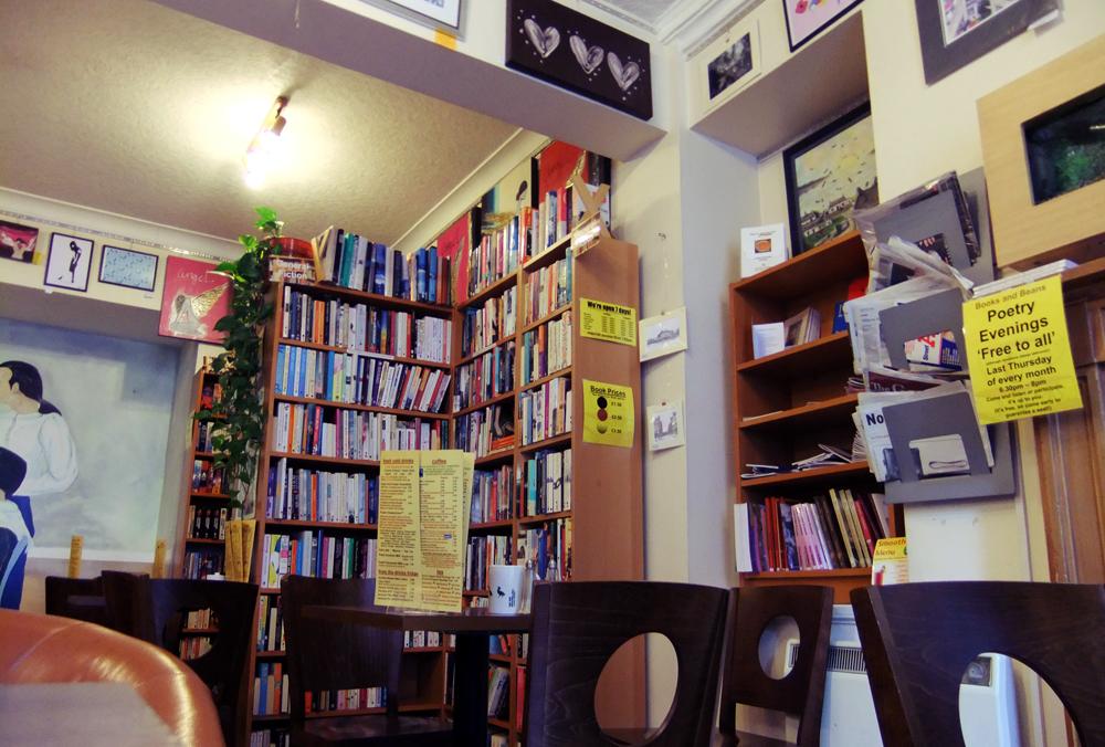 Books and Beans, Aberdeen