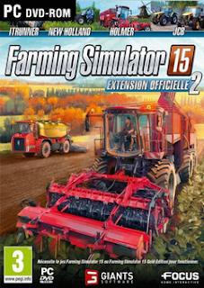Download Farming Simulator 15 Holmer PC Free Full Version