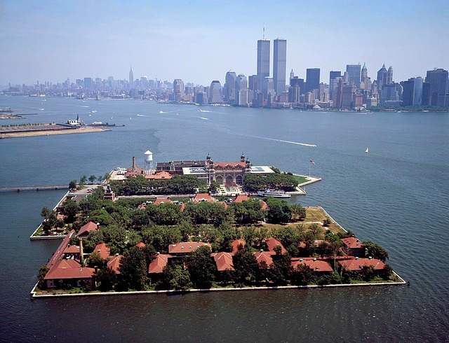 New Jersey Ellis Island