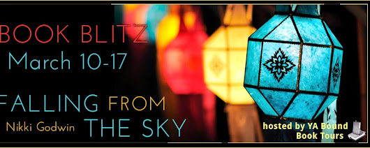 Nikki Godwin's 'Falling From the Sky' Book Blitz: Excerpt & Giveaway