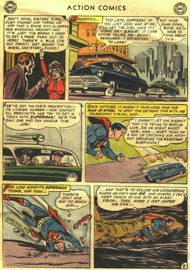 Read online Action Comics (1938) comic -  Issue #202 - 10