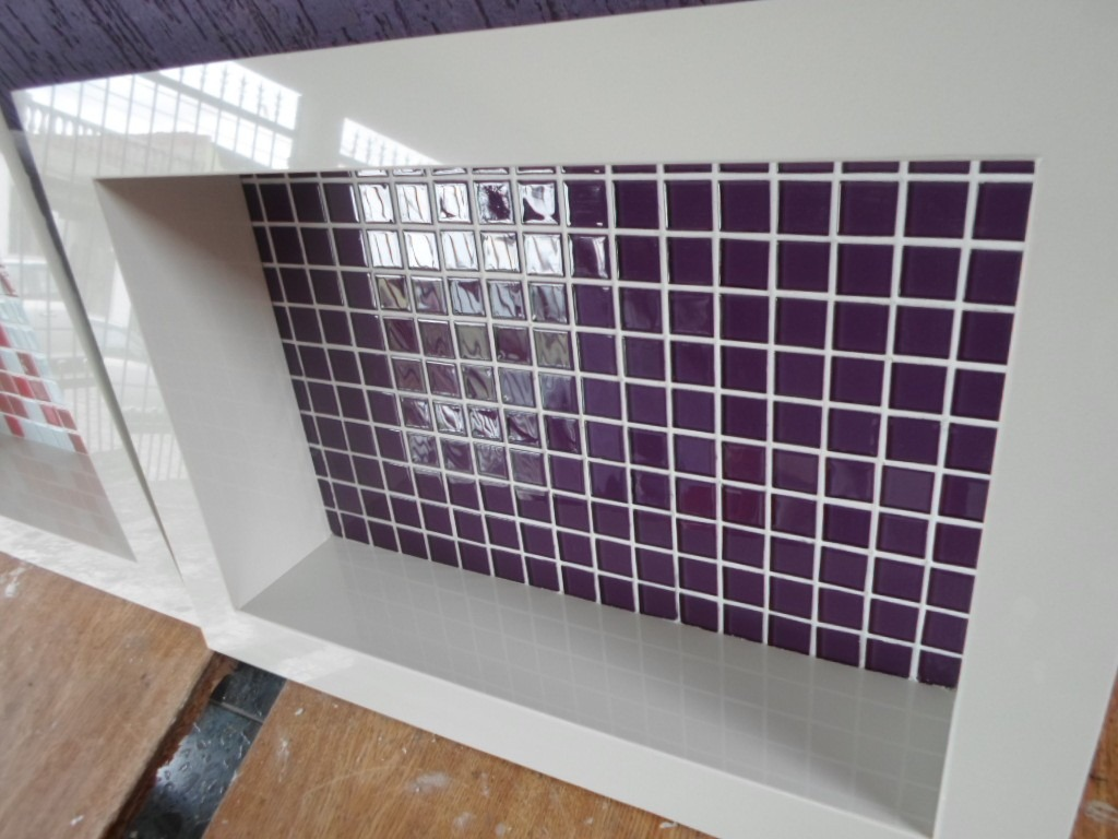 Construindo um Castelinho -> Nicho Box Banheiro Medidas