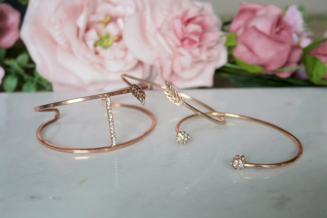 Primark Rose Gold Jewellery