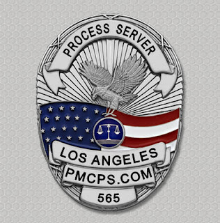 LOS ANGELES PROCESS SERVER PMCPS.COM 818 310-6711