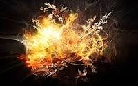 La Lumière de Lucifer, c'est l'intelligence Des Ténèbres, Prince des affaires pour un Royaume en enfer. Sa doctrine est une torche enflammée, un feu pour mieux brûler. Réchauffe l'esprit doué de science pour son ego.