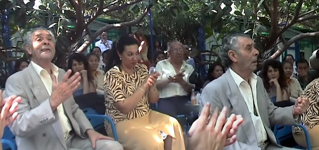 "PACO VALDEPEÑAS EN ""FLAMENCO BOHÉMIO"" DE RUSPOLI"