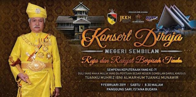 Konsert DiRaja Negeri Sembilan (2019)
