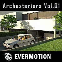 Evermotion Archexteriors vol.01 室外3D模型第一季下載