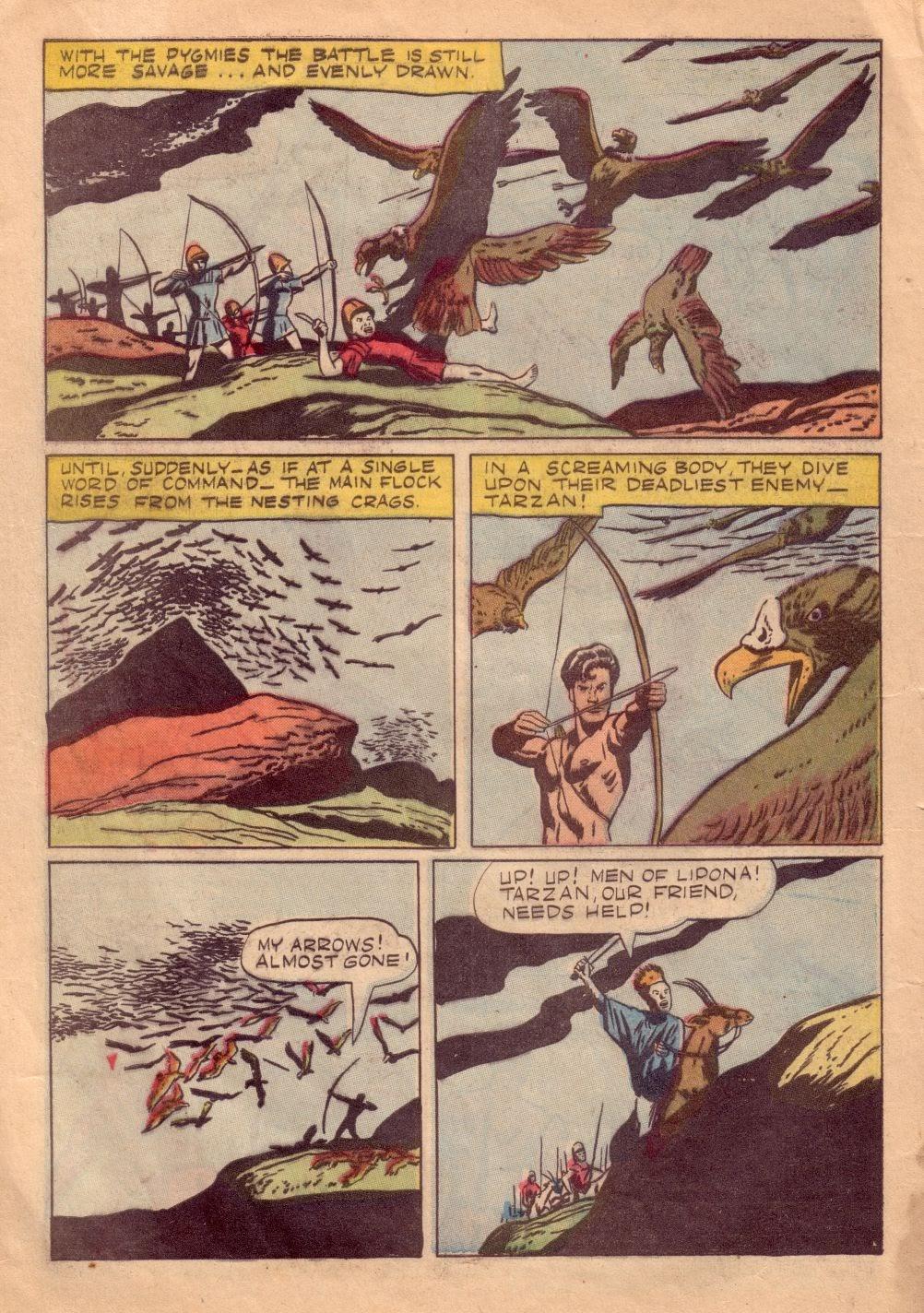 Tarzan (1948) issue 8 - Page 28