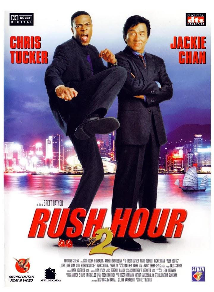Rush Hour 2 (2001) BluRay 480p & 720p