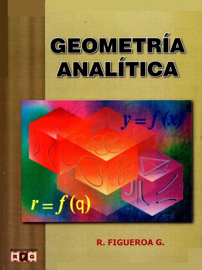 Geometría Analítica – Ricardo Figueroa García