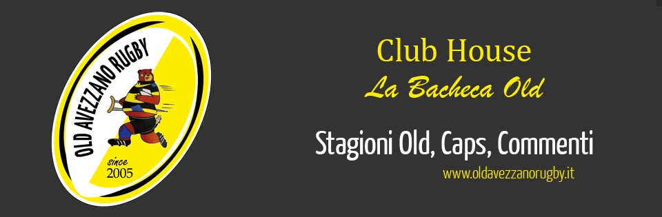News | Old Avezzano Rugby
