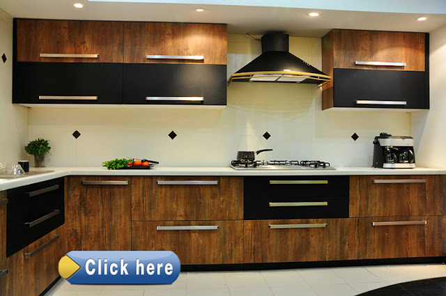 Growing Kitchen Integrate New Stylish Customised Modular Kitchen