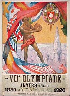VII Olimpiada, Amberes 1920, Juegos Olímpicos, JJ.OO., Amberes,