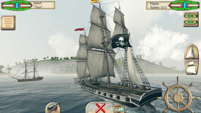 The Pirate: Caribbean Hunt v2.5 Mod Apk-1