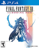 Final Fantasy XII: The Zodiac Age Game Cover PS4