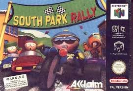 LINK South Park Rally N64 ISO CLUBBIT