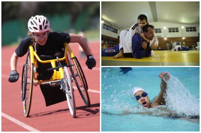 Ebook sobre Fisioterapia Paradesportiva para profissionais