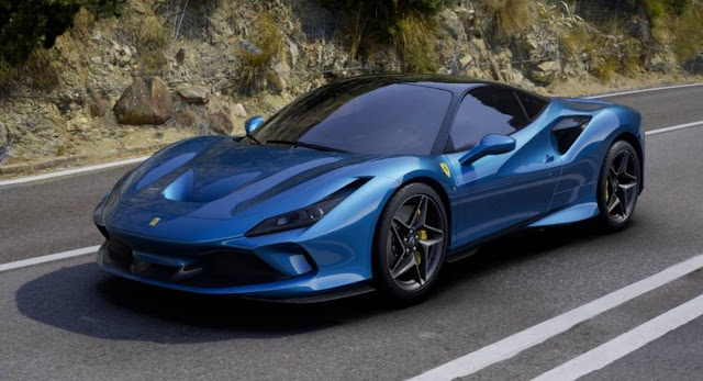 Configurator, Ferrari, Ferrari F8 Tributo, Galleries, New Cars
