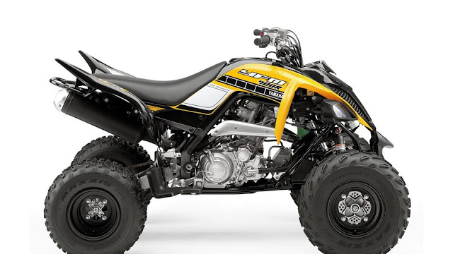 YAMAHA RAPTOR 700R SPECIAL EDITION 60TH ANNIVERSARY