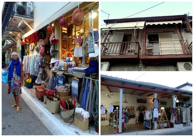 Shopping Vasiliki Lefkada