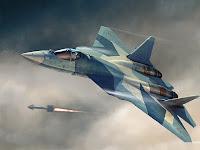 Menilik Pesawat Tempur Sukhoi T-50, Jet Tempur Siluman Milik Rusia