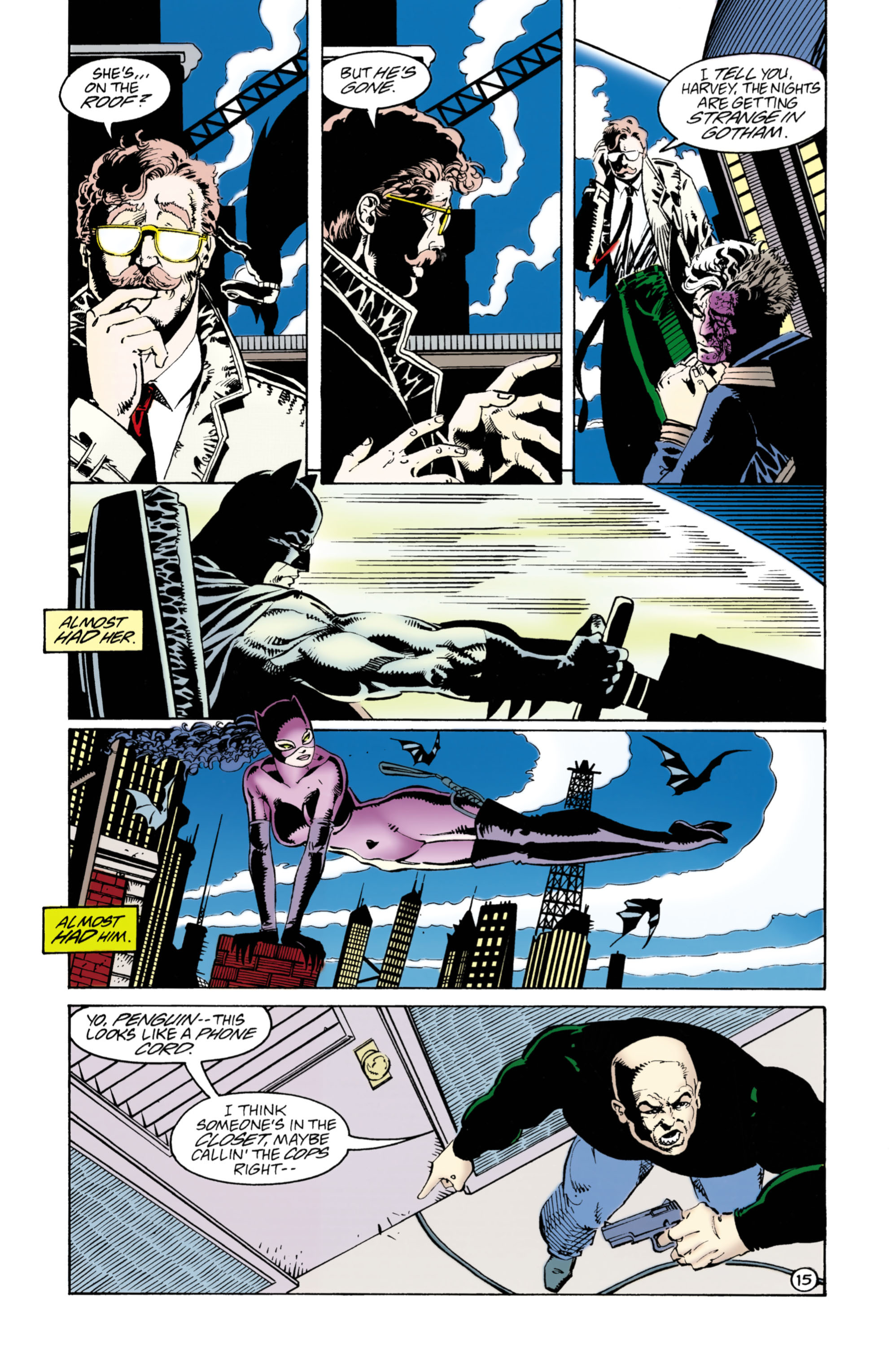 Catwoman (1993) Issue #40 #45 - English 16